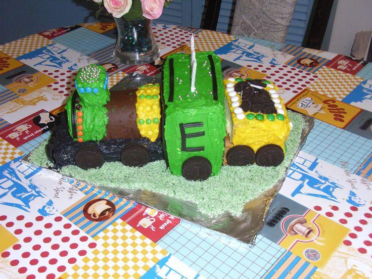 Train Eldest's 3rd Birthday 2009