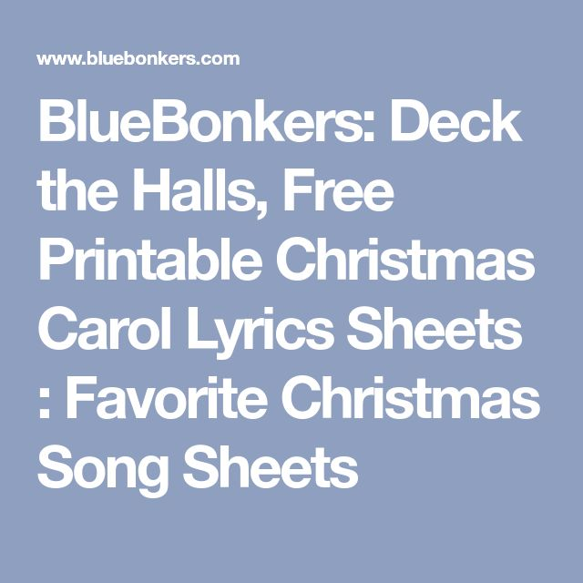 Best 25 Muppets Christmas Carol Songs Ideas On Pinterest: Best 25+ Deck The Halls Ideas On Pinterest