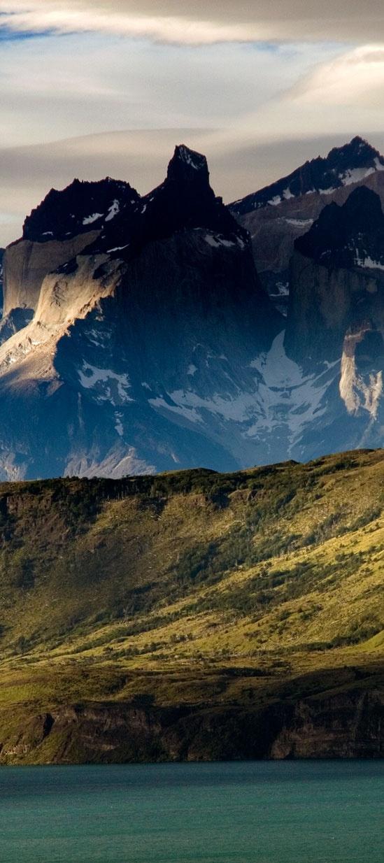 Patagonia - Cuernos del Paine, Torres del Paine National Park, Chile