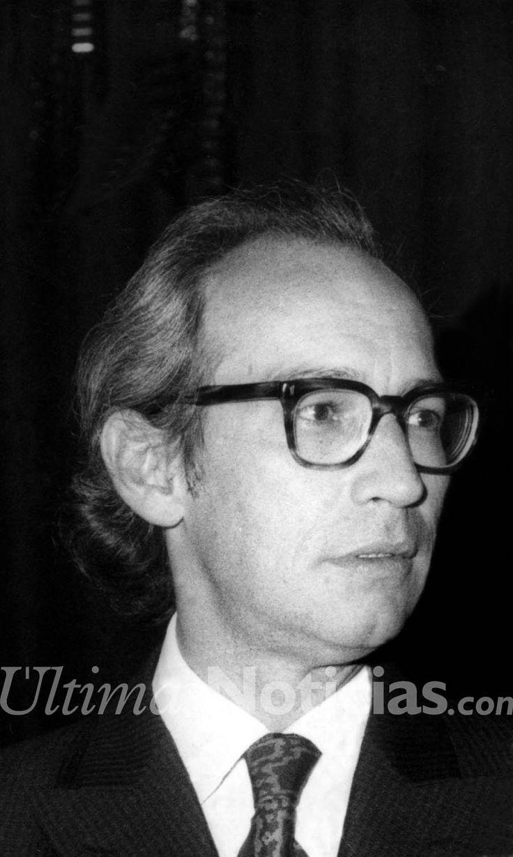 Fue un periodista, narrador, animador de programas de televisión y radio, publicista, corredor de autos de carrera y político venezolano. Foto: Archivo Fotográfico/Grupo Últimas Noticias