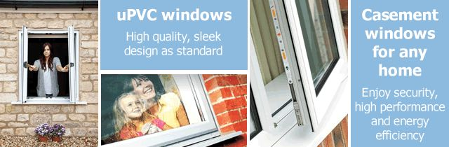 Eye wateringly low prices on stylish, high-quality uPVC casement windows.