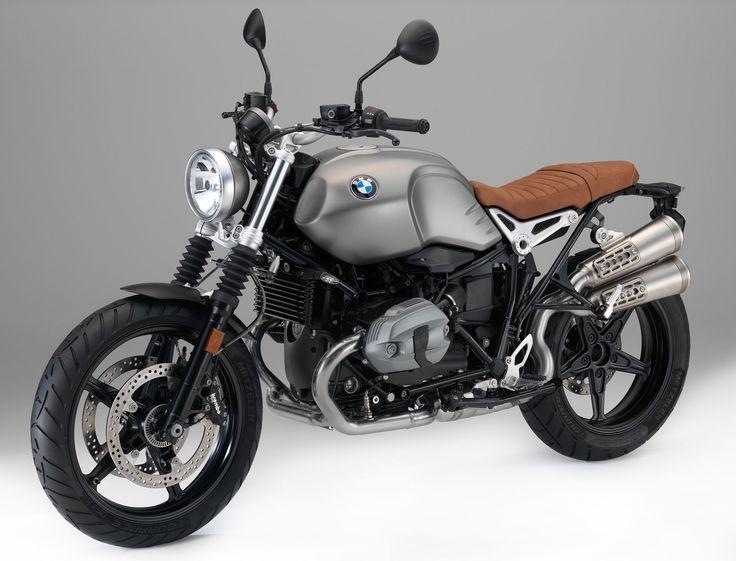 2017 BMW Motorrad R nineT Scrambler