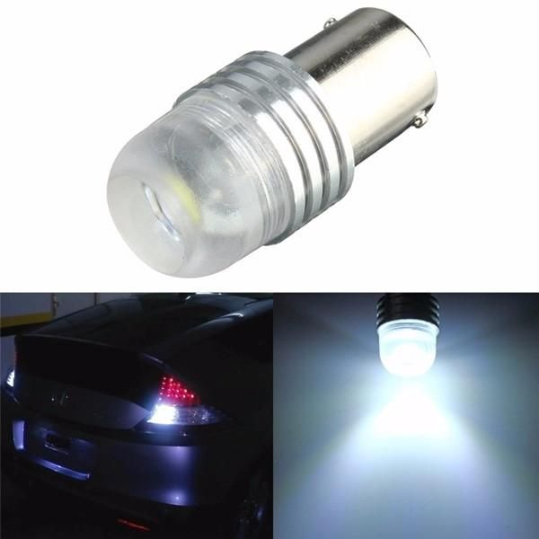 White 3w Dc 12v 1156 Ba15s P21w Led Car Bulb Reverse Light Car Lights From Automobiles Motorcycles On Banggood Com Car Bulbs Led Bulb Bulb