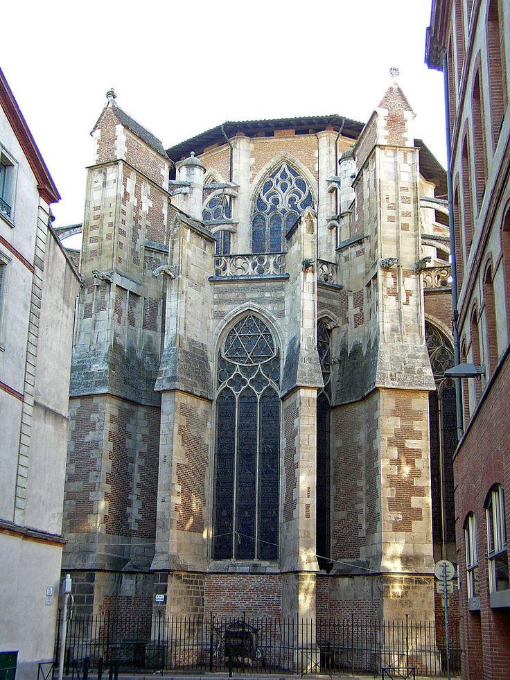 Catedral de Saint Étienne (abside)