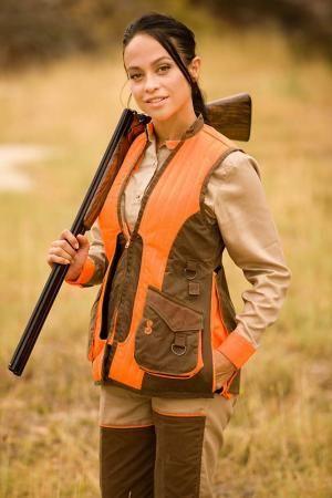 SHE Safari Upland Vest for those quail hunts I'd love to go on...