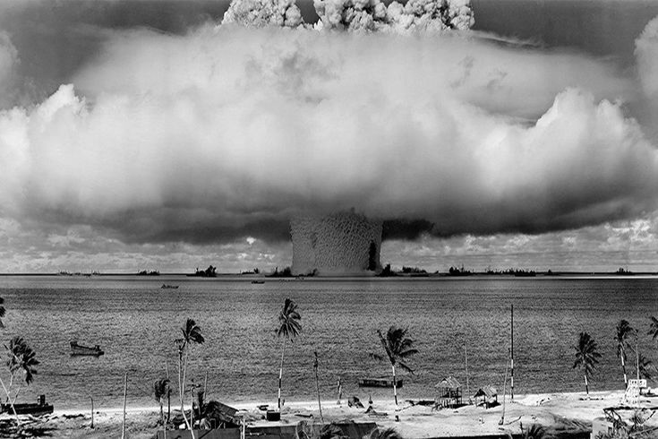 Operation Crossroads Nuclear Testing, 1946