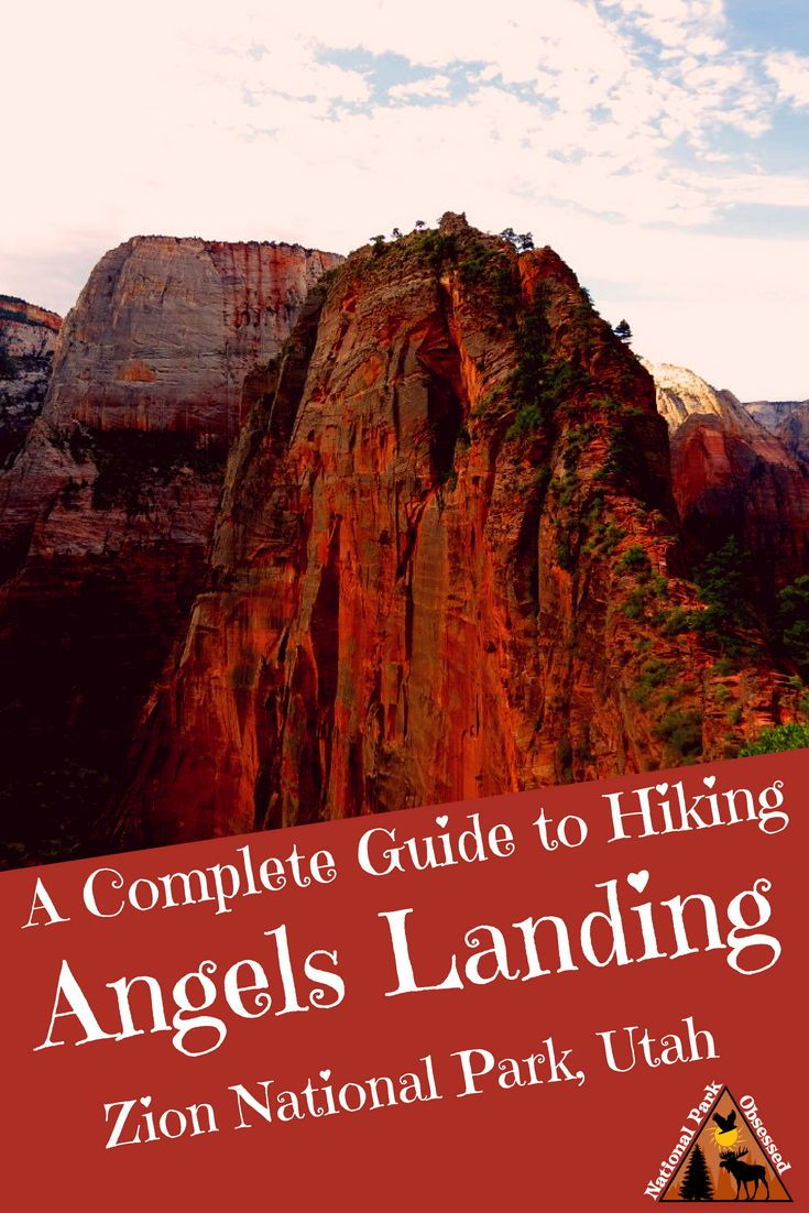 Angels Landing – The Complete Guide to Hiking Zion's Most Famous Hike
