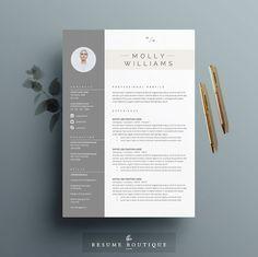 Beautiful resume inspiration!