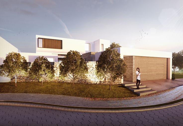 Lomas 444 | Dionne Arquitectos | #Architecture #Facade #Design