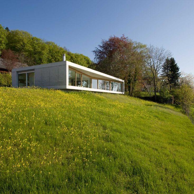 Gauthier House por Bauzeit Architekten   – Costa house