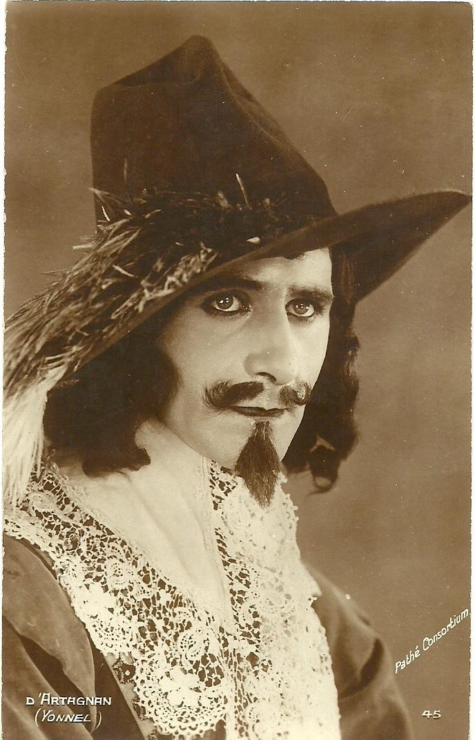 Yonnel As D Artagnan In The Past It Was Not So Long