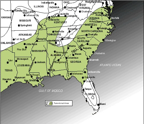 24 best southern us images on Pinterest Southern charm Maps and