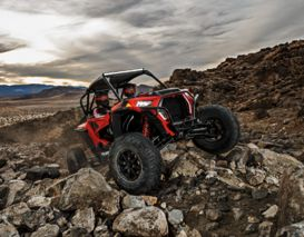 MINNEAPOLIS (March 6, 2018) – Today, Polaris® unleashed an absolute terrain-dominating beast with the release of its most capable RZR® ever, the all new RZR® XP Turbo S. Bigger, tougher, the 72-inch RZR XP Turbo S is an off-road monster, completely redesigned and reengineered from top to bottom. The result is RZR's most capable side-by-side machine, setting new standards in nearly every measurable category. Complete with Polaris' exclusive DYNAMIX™ Active Suspension, the RZR XP Turbo S has…