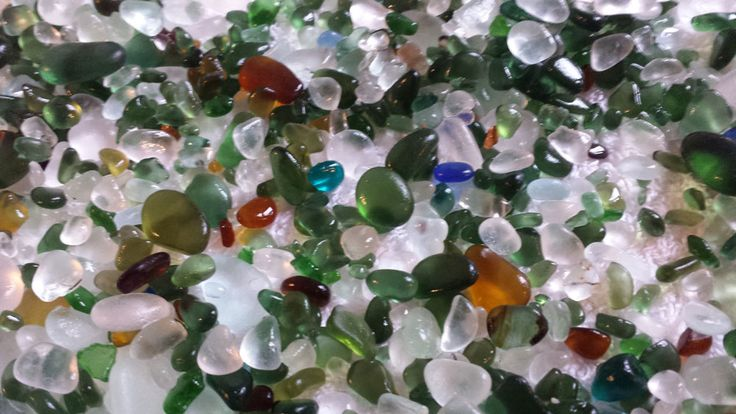 Seaham Hall Beach is one of the best beaches in the world for collecting sea glass. Check out how much sea treasure I collected in just a few hours!