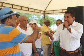 Alcaldía de Riohacha celebró Día del Campesino en Juan y Medio