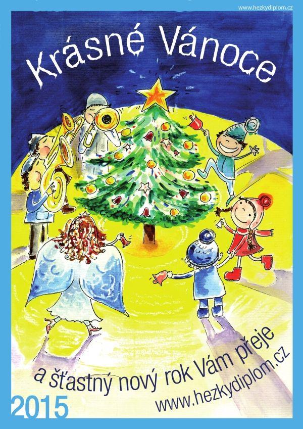 Přejeme krásné Vánoce a šťastný nový rok všem našim návštěvníkům :-)