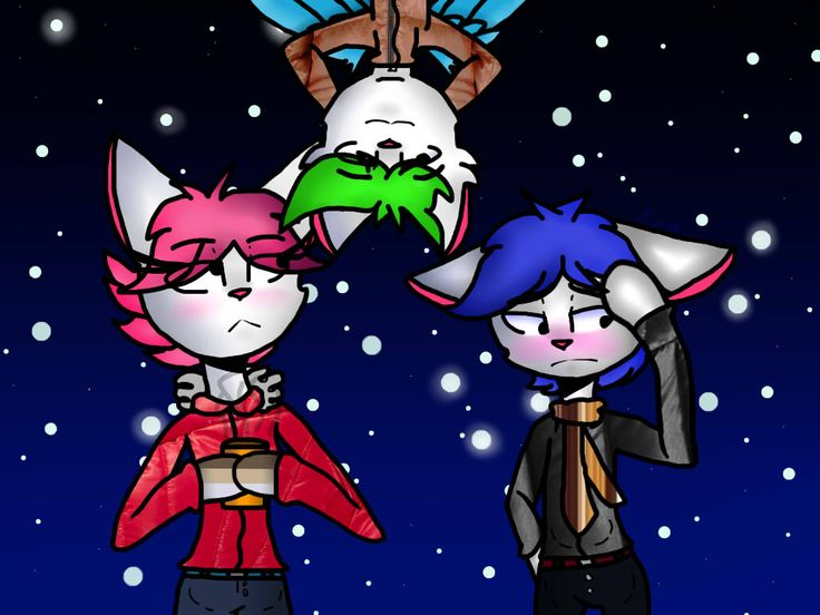 Amber,Helly and Poli-New Year... Robocar Poli © RoiVisual/EBS Fanart