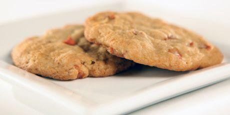 Pancake Breakfast Cookie by Donna Feir