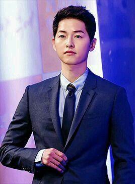 FanFiction Character_Song Joong Ki as Dr. Kim Joong Ah