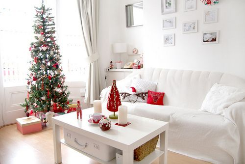 75 best merry christmas images on pinterest decoraci n for Casa decoracion willow