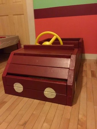 2x4 Little Car | Do It Yourself Home Projects from Ana White