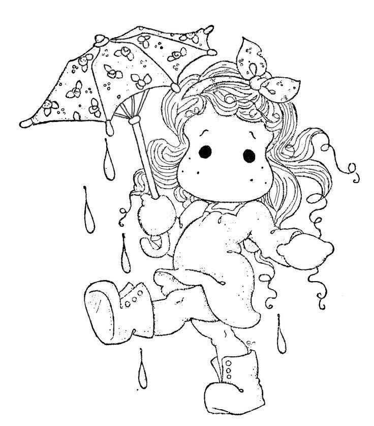 magnolia stamps coloring pages - photo#39