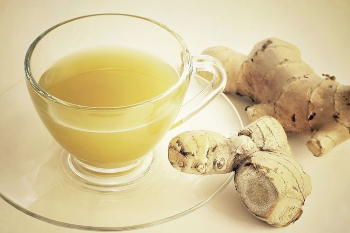 Ginger and Maple Elixir