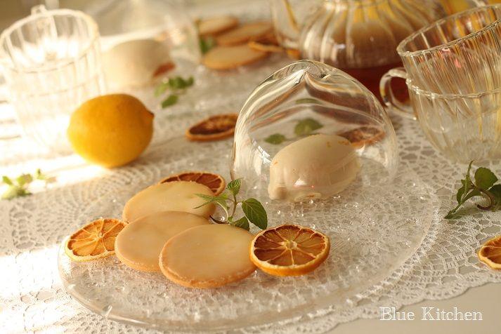 [懐かしのレモンケーキ] [昔ながらのレモンクッキー]