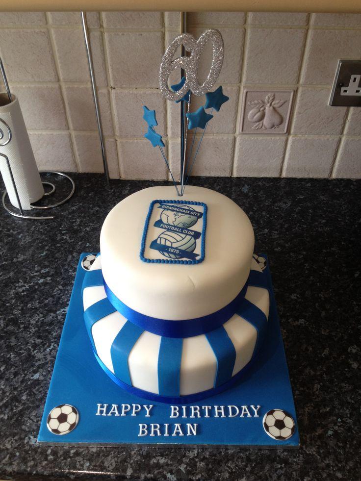 Birmingham City Cake My Cakes Pinterest Cakes