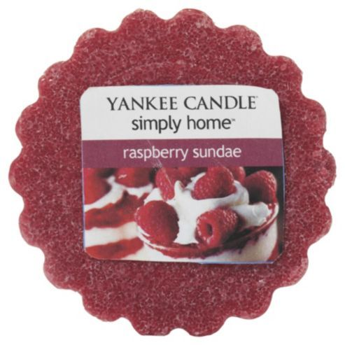 Raspberry Sundae*