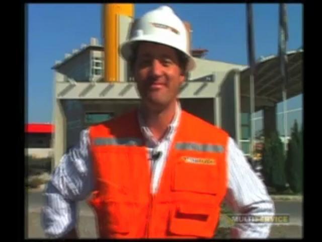 """Video de Prevención de Riesgos Laborales, desarrollado por la empresa Multiservice FL Ltda. Chile - Departamento de Prevención de Riesgos. Video denominado """"Operación Segura de Grúas Móviles Autopropulsadas""""."""