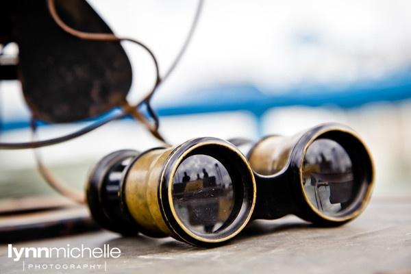 nautical chic, beautiful vintage binoculars.: Nautical Chic, Passion Iaskforthenations, Beautiful Vintage