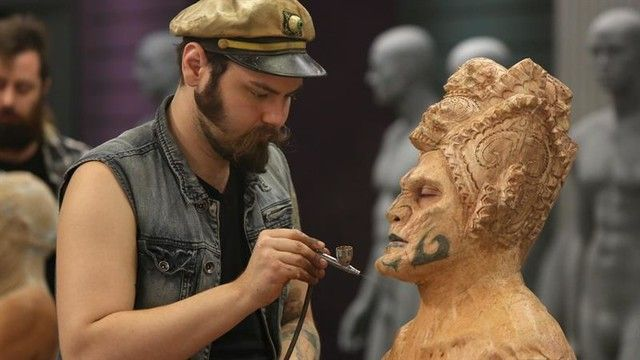 Catch up on episodes of Face Off, which airs on Syfy