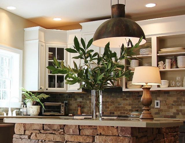 Kitchen Island Remodeling Ideas best 25+ stone kitchen island ideas only on pinterest | stone bar