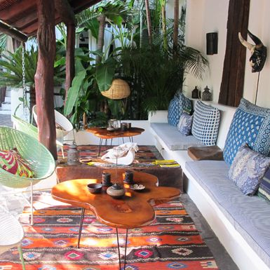 Tribal hotel nicaragua boutique hotel for flashpackers for Best boutique hotels granada