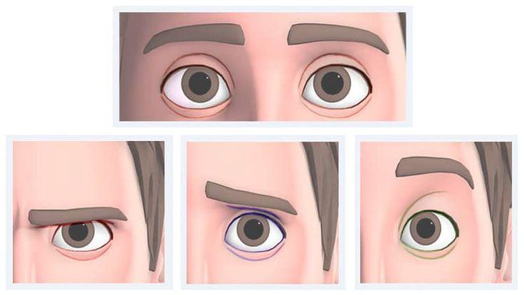 AnimMinute # 2: Expressive Eyes on Vimeo