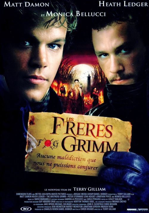Watch The Brothers Grimm Full-Movie