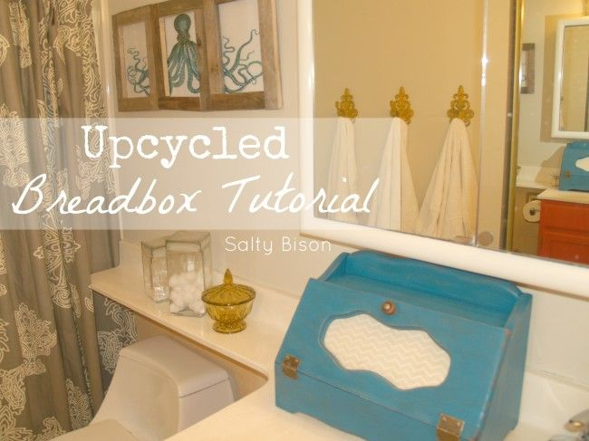 Upcycled Bread Box Charging Stations Bread Boxes And
