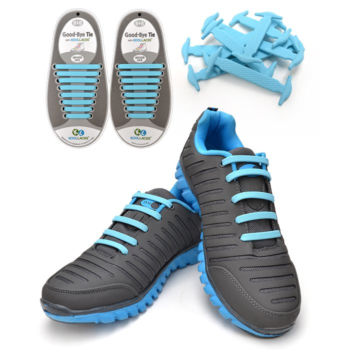 Koollaces-New hook-up style shoe laces, comfortable, functional, fashionable shoe laces, semi-permanently usable, Easy to wear~~