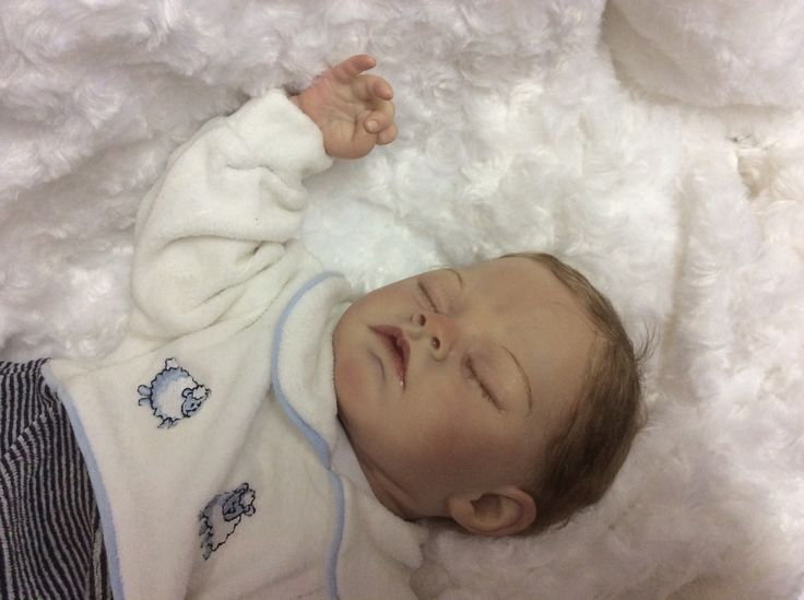 New reborn baby doll