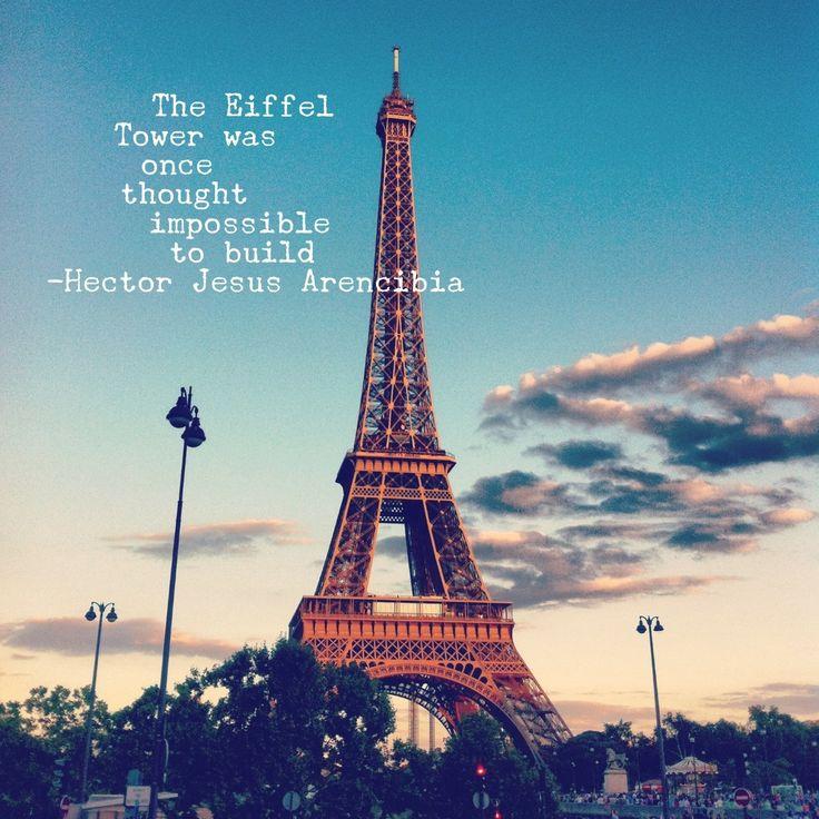 I Left My Heart In Paris.