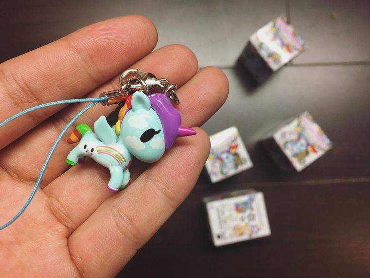 Accessorize with these super kawaii Unicorno Series 2 Frenzies today and save 15% off for the Daily Deal! Perfect to clamp onto zippers or keychain! #dailydeal #tokidoki #unicorno #frenzies #cute #kawaii #unicorn  #arttoys #arttoy #vinyltoy #vinyltoys #designertoys #desgnertoy #designer #designers #art #vinyl #toy #toys #collectibles #collectible #markham #mindzai #toronto
