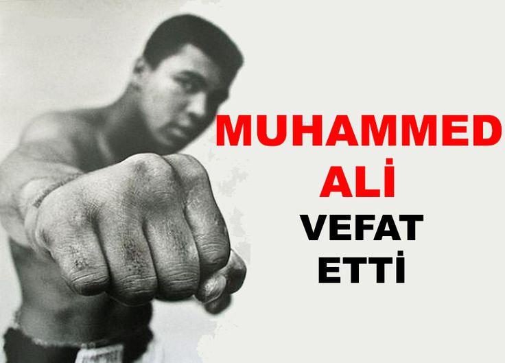 Muhammed Ali Hayatını Kaybetti !!!