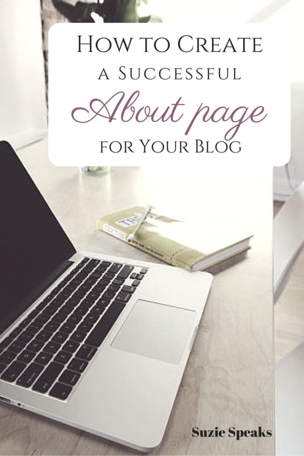 Hints and tips on creating a killer About Page for your blog