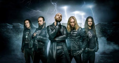 One of the latest additions to the Nuclear Blast Records roster is the former-Battle Beast-guitarist-formed heavy group known as Beast In Black. The Helsinki Heavy Metallers were founded by Battle Beast's Anton Kabanen in 2015, and now, with some solid gigs including an opening slot for Nightwish under their belt, the band is preparing for their debut album to be released in the fall.   #ModernHardRock #ModernMetal #News