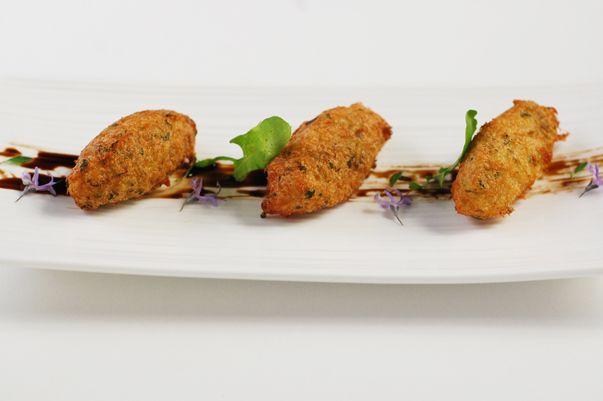 Pastéis de bacalhau (croquettes de morue)