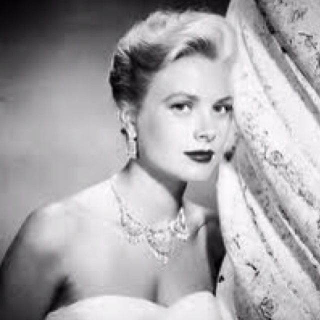 : Gracekelly, Princess Grace, Wedding, Style Icons, Star, Grace Kelly, Hollywood, Classic Actress, Photo