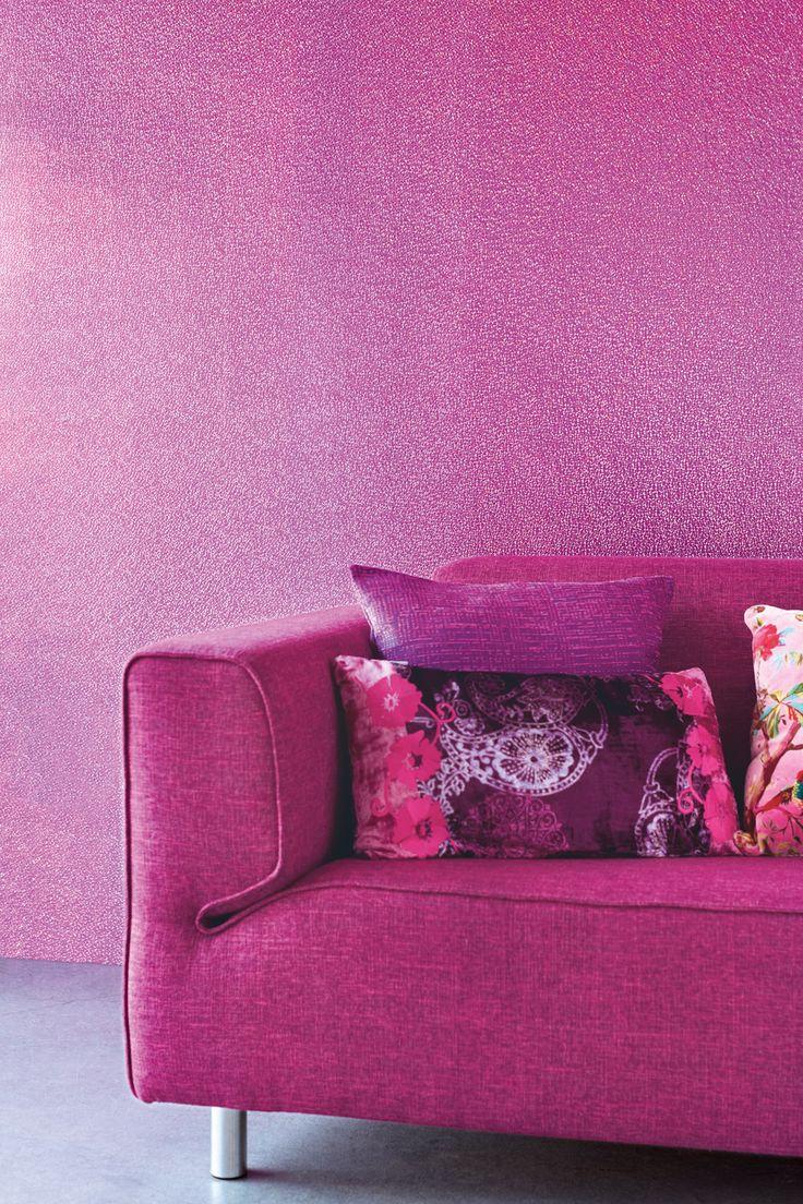 Meer dan 1000 ideeën over roze bank op pinterest   vintage sofa ...