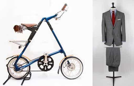 city bike: STRIDA Riding Green Exhibition at K11 design store