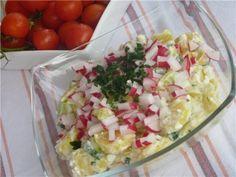 Картофельный салат «Мюнстер»